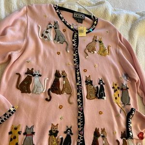 Berek Kitty Sweater XL